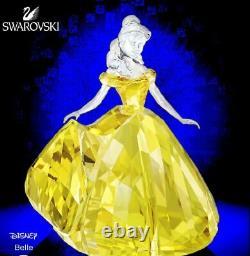 Swarovski Disney BELLE Beauty & the Beast Retired 2017 Limited Edition NIB L@@K