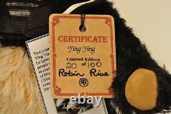 Teddy Bears-ROBIN RIVE Ying Ying Panda No 20 of 100 Limited Edition