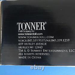 Tonner Limited Edition TWILIGHT THE MOVIE Bad Vamp Laurent Actor Edi Gathegi