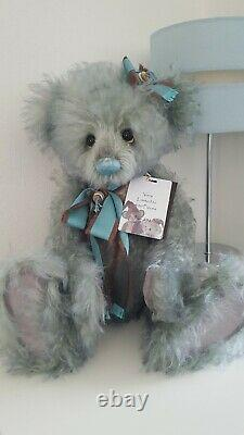 VERA By Charlie Bears Limited Edition Isabelle Mohair Bear Brand New with Tags