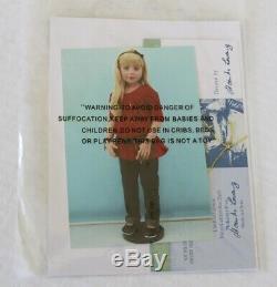 Vinyl Limited Edition Masterpiece Doll Desiree Blonde Monika Levenig Realistic