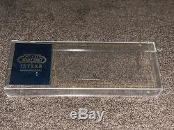 World of Warcraft 15th Anniversary Retired Server Blade Blizzard Limited Edition