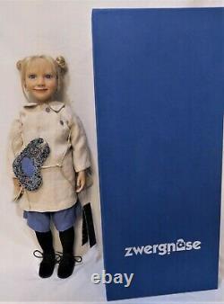 Zwergnase Hansine 1990 #224 Of Limited Edition Of 250